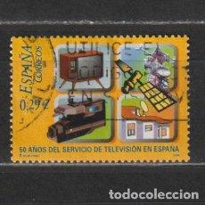 Selos: ESPAÑA. Nº 4282. AÑO 2006. ANIV. DE TELEVISIÓN ESPAÑOLA. USADO.. Lote 265798114