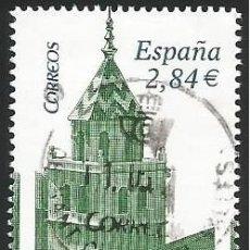 Selos: ESPAÑA 2011 - ES 4657 - CATEDRAL DE ALBARRACIN (VER IMAGEN) - 1 SELLO USADO. Lote 266319923