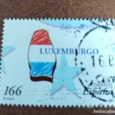 Selos: SELLO PAÍSES DEL EURO LUXEMBURGO ESPAÑA. Lote 266351473
