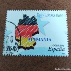 Selos: SELLO PAÍSES DEL EURO ALEMANIA ESPAÑA. Lote 266351583