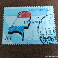 Selos: SELLO PAÍSES DEL EURO HOLANDA ESPAÑA. Lote 266351658