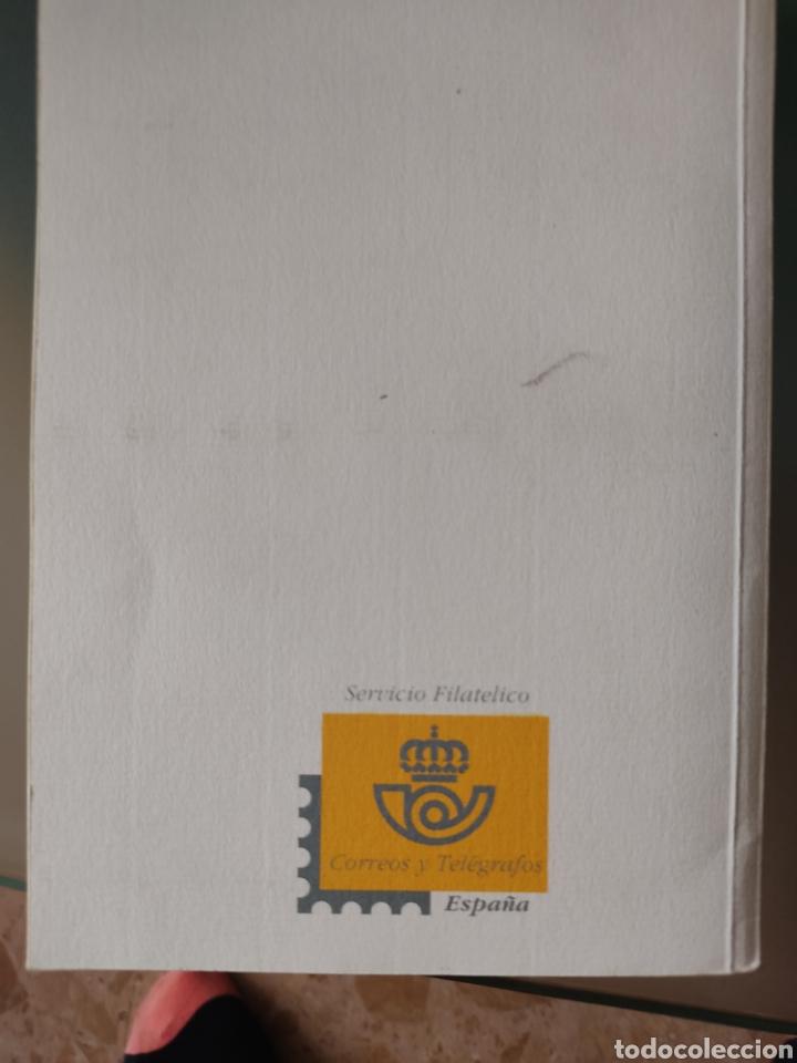 Sellos: Emisión de sellos España y Andorra 1992 libro álbum - Foto 3 - 267188254