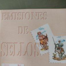 Sellos: EMISIÓN SELLOS DE ESPAÑA Y ANDORRA 1998 LIBRO ÁLBUM. Lote 267191314