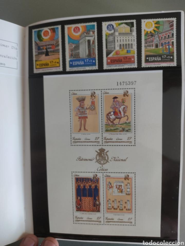 Sellos: Emisión de sellos España y Andorra 1992 libro álbum - Foto 13 - 267188254