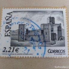 Sellos: SELLO CASTILLO DE MOLINA DE ARAGON GUADALAJARA ESPAÑA. Lote 267378109