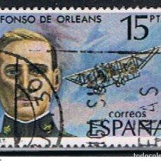 Sellos: ESPAÑA // EDIFIL 2597 // 1980 ... USADO. Lote 268984559