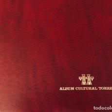 Sellos: ÁLBUM SELLOS ESPAÑA TORRES - AÑOS 1994 A 1997. Lote 269317618