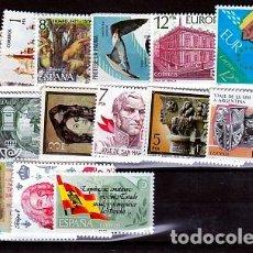 Sellos: ESPAÑA.- AÑO 1978 COMPLETO DE SELLOS NUEVOS SIN CHARNELA. Lote 270155118