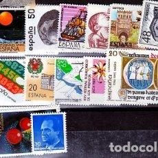 Sellos: ESPAÑA.- AÑO 1987 COMPLETO DE SELLOS, HOJAS BLOQUE Y CARNET NUEVOS SIN CHARNELA. Lote 270158958