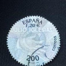 Sellos: SELLOS DE ESPAÑA € JULIO IGLESIAS. Lote 270174573