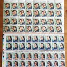 Sellos: EDIFIL 2302/2305 REINADO JUAN CARLOS I, 1975. Lote 270233308