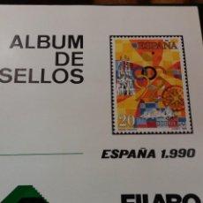 Sellos: SELLOS DE ESPAÑA NUEVOS DE 1990 A 1999. Lote 270401913