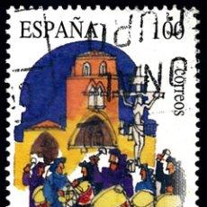 Sellos: 1993 ESPAÑA ED 3249 SH EXFILNA'93 EXPOSICIÓN (O) USADO, BUEN ESTADO (EDIFIL). Lote 270747608