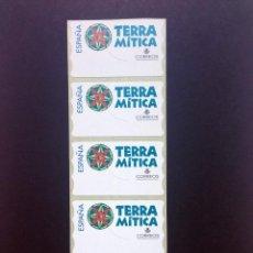 Sellos: ESPAÑA.AÑO 2000.ATMS./TERRA MITICA.. Lote 272755488