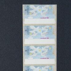 Sellos: ESPAÑA.ATMS AÑO 1999./ETIQUETA POSTAL NAVIDAD 98.. Lote 272758303