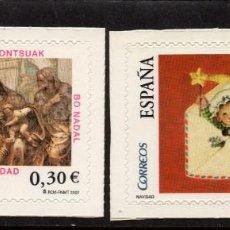 Timbres: ESPAÑA 4355/56** - AÑO 2007 - NAVIDAD. Lote 274638348
