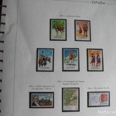 Timbres: SELLOS DE ESPAÑA Y ANDORRA. Lote 275327133