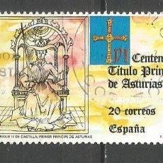 Francobolli: ESPAÑA EDIFIL NUM. 2975 USADO. Lote 276734528