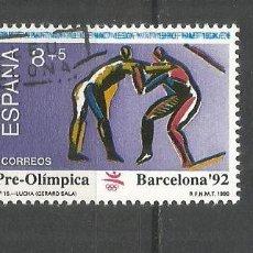 Francobolli: ESPAÑA EDIFIL NUM. 3076 USADO. Lote 276736853