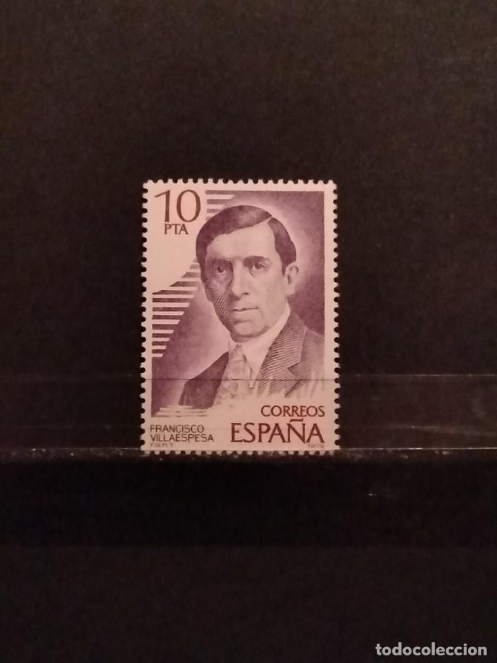 SELLOS DE ESPAÑA EDIFIL 2514 ** (Sellos - España - Juan Carlos I - Desde 1.975 a 1.985 - Nuevos)