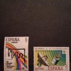 Sellos: SELLOS DE ESPAÑA EDIFIL 2522/23**. Lote 276754588