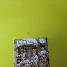 Sellos: USADO LUJO EDIFIL 3648 RELIGIÓN ARTE ARQUITECTURA 1999 ESPAÑA. Lote 276908298