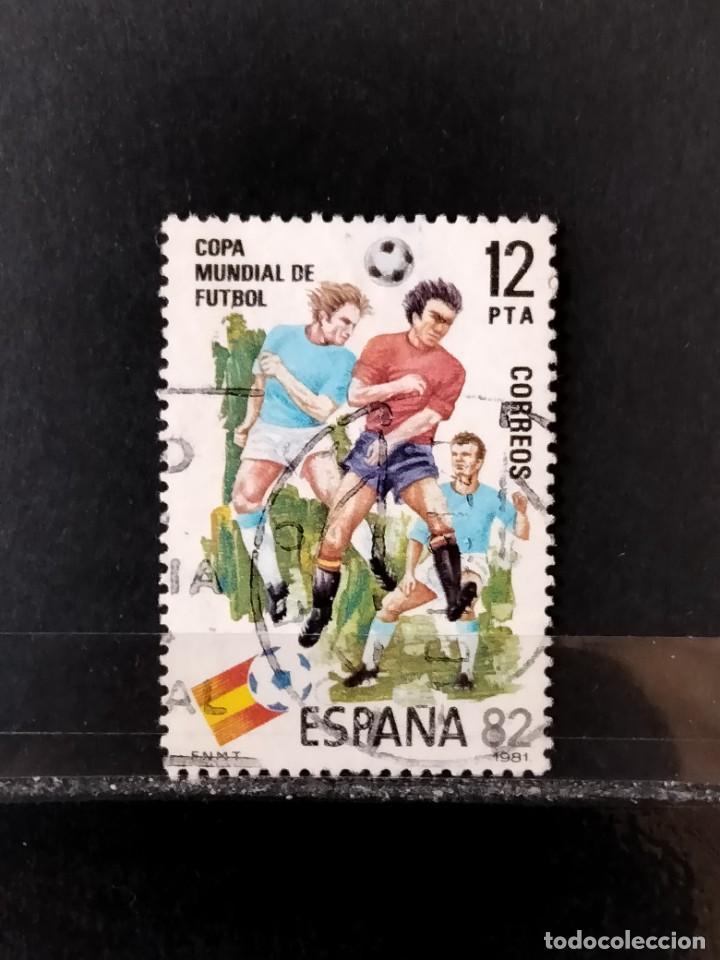SELLO ESPAÑA EDIFIL 2613 (Sellos - España - Juan Carlos I - Desde 1.975 a 1.985 - Usados)