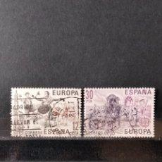 Sellos: SELLO ESPAÑA EDIFIL 2615/16. Lote 276926228