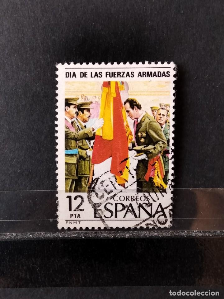 SELLO ESPAÑA EDIFIL 2617 (Sellos - España - Juan Carlos I - Desde 1.975 a 1.985 - Usados)