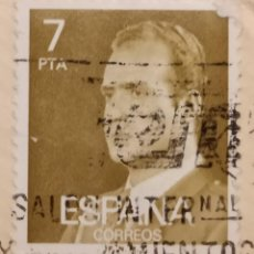 Sellos: 8 SELLOS JUAN CARLOS I DISTINTOS VALORES 1976/1986/1989/1996. Lote 277241133
