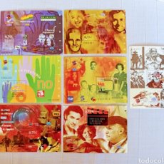 Sellos: ESPAÑA N°3944/50 MNH**FILATELÍA JUVENIL 2002 (FOTOGRAFÍA ESTÁNDAR). Lote 277720938