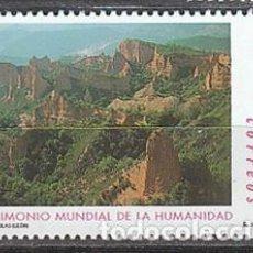 Sellos: EDIFIL Nº 3729, PATRIMONIO DE LA HUMANIDAD, LAS MEDULAS (LEON), NUEVO ***. Lote 277762888