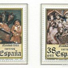 Sellos: 1983. ESPAÑA. EDIFIL 2729/30**MNH. NAVIDAD. CHRISTMAS.. Lote 278268538