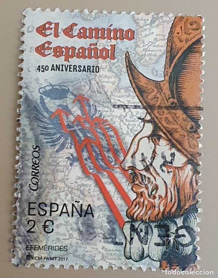 SELLO USADO EDIFIL 5124 (Sellos - España - Juan Carlos I - Desde 2.000 - Usados)