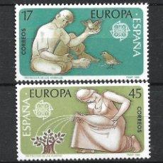 Sellos: ESPAÑA 1986 EDIFIL 2847/2848 ** MNH - 2/55. Lote 278595933