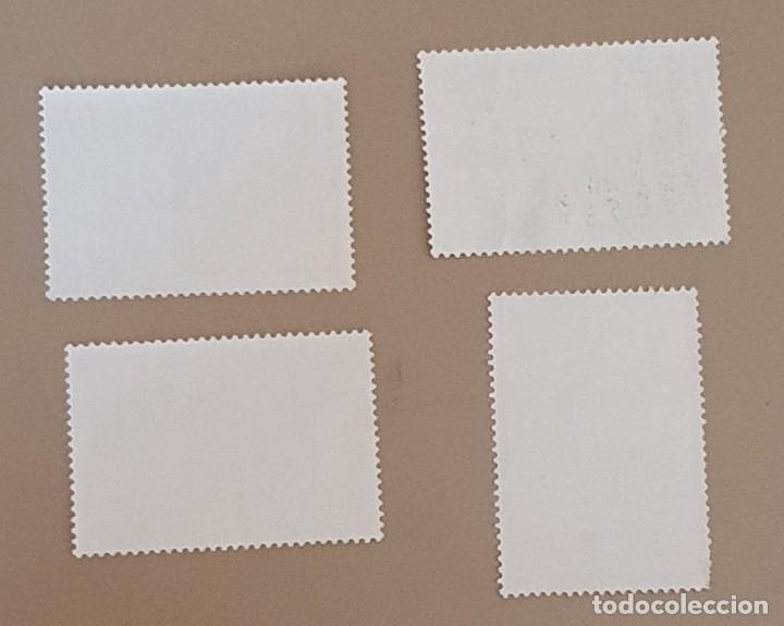 Sellos: sellos usados edifil 3980-3983 - Foto 2 - 278675553