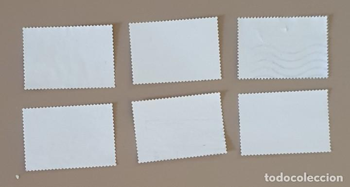 Sellos: sellos usados edifil 4384-4389 - Foto 2 - 278680723