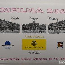 Sellos: PRUEBA OFICIAL DE ESPAÑA.NUEVA Y SIN FIJASELLOS.LUJO.. Lote 280265613