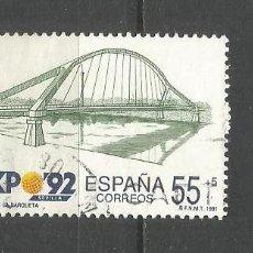 Francobolli: ESPAÑA EDIFIL NUM. 3103 USADO. Lote 284180723