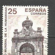 Francobolli: ESPAÑA EDIFIL NUM. 3147 USADO. Lote 284180898