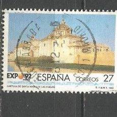 Francobolli: ESPAÑA EDIFIL NUM. 3176 USADO. Lote 284181693