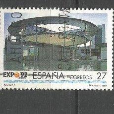 Francobolli: ESPAÑA EDIFIL NUM. 3182 USADO. Lote 284181938