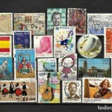Sellos: ESPAÑA.SELLOS USADOS EN €. Lote 284242928