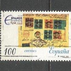Francobolli: ESPAÑA EDIFIL NUM. 3430 USADO. Lote 284254398