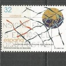Francobolli: ESPAÑA EDIFIL NUM. 3524 USADO. Lote 284256728