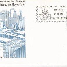Sellos: ESPAÑA 1986 SOBRE PRIMER DIA EDIFIL 2845 -LA EMIGRACION. Lote 285586833