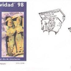 Sellos: ESPAÑA 1998 SOBRE PRIMER DIA EDIFIL 3597 - NAVIDAD. Lote 285591828
