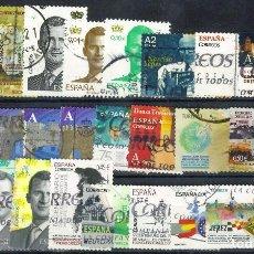 Sellos: LOTE SELLOS ESPAÑA EN EUROS. Lote 286746103
