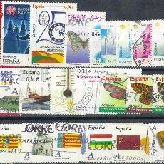 Sellos: LOTE SELLOS ESPAÑA EN EUROS. Lote 286746708