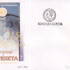 Francobolli: SELLOS ESPAÑA OFERTA SOBRES DEL PRIMER DÍA AÑO 2002. Lote 287333683